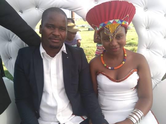 Sibuso en verloofde