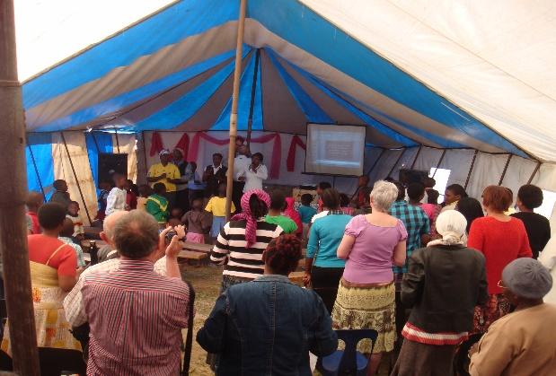 tentevangelie zuid afrika