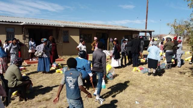ziekenhuis in zuid-afrika