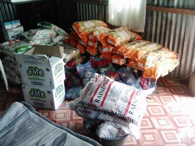 voedselhulp actie Stichting Zending Zuid-Afrika