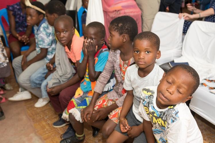 gebedsbrief maart 2021 foto kinderen